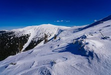 Nízké Tatry v zimě
