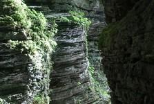 Kobarid - cesta k vodopádu Kozjak
