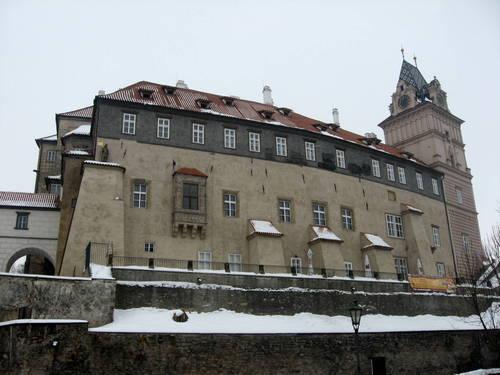brandýský zámek