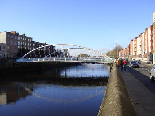 James Joyce's bridge