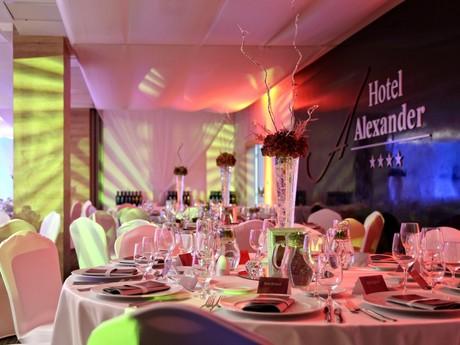 Hotel Alexander****, Bardejovské kúpele