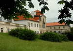 Chlumec nad Cidlinou - zámek Karlova Koruna