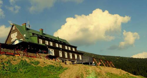 chata Dvoračky