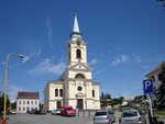 Příbram, kostel sv. Vojtěcha