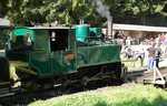 historická lesní železnice