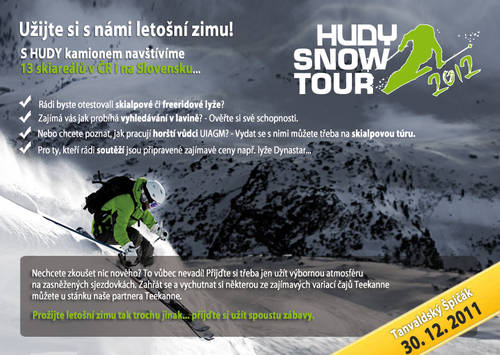 HUDY Snow Tour