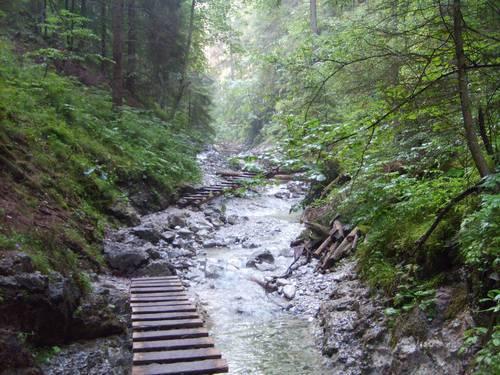 národní park Slovenský ráj