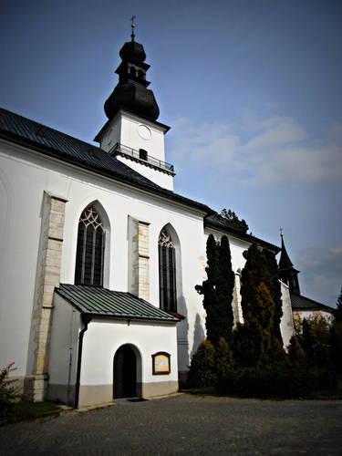 Žďár nad Sázavou - kostel sv. Prokopa