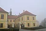 Kladno - zámek