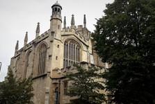 Eton College, часовня