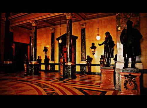 Národní muzeum - lapidarium