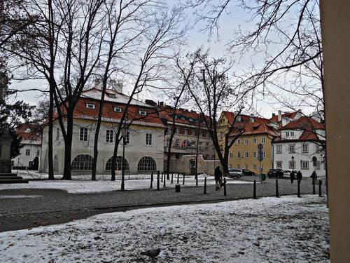 Kampa - Werichova vila