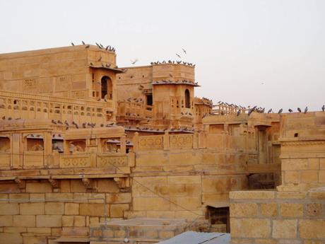 věčné město Džaisalmér
