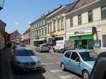 Hainburg (hlavní obchodní ulice)