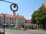 Hainburg (morový sloup)