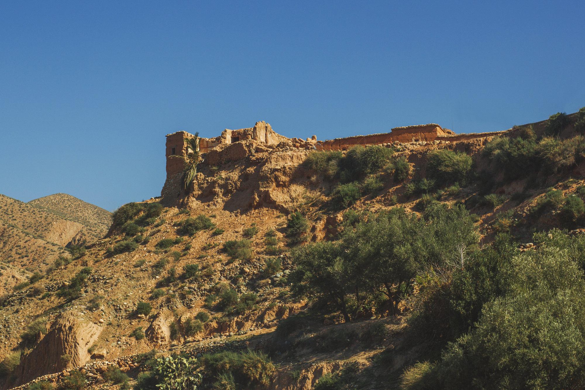 berberská stavba