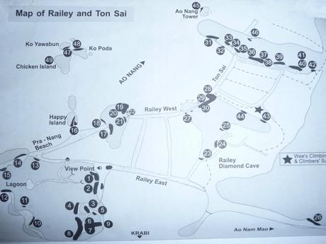 Railey beach east
