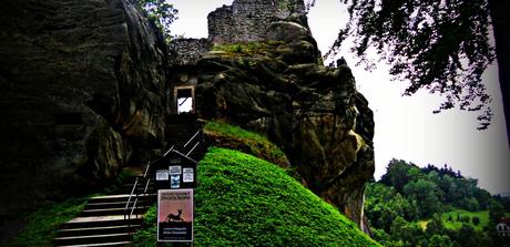 hrad Frýštejn