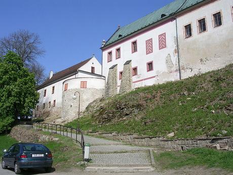 zámek Žirovnice