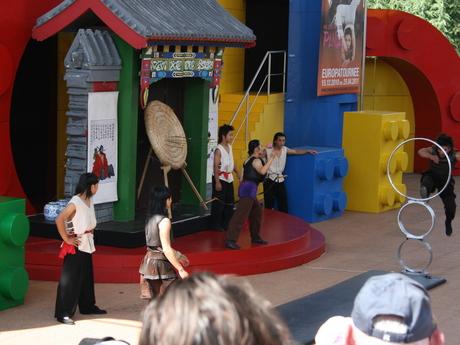 čínský národní cirkus