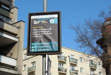Ulice světla v Bratislavě