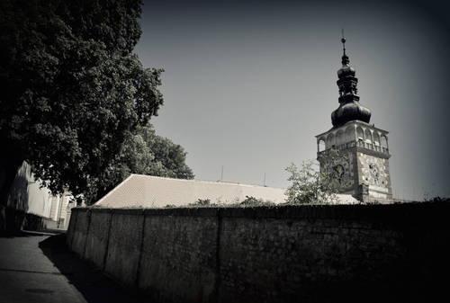 Mikulov - zámek