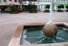 Námestovo (fontána)
