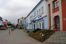 Námestovo (centrum)