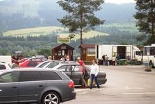 Námestovo (parkoviště s tržištěm)