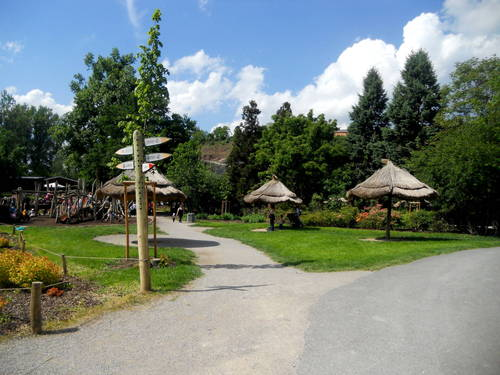 зоопарк Прага