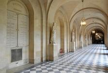 Versailles (interiér - zámecké chodby)