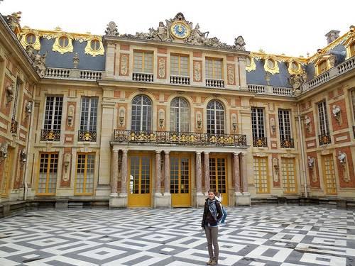 Versailles (exteriér)
