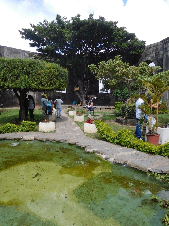 Ruinas de la Parroquia de Santiago Apóstol