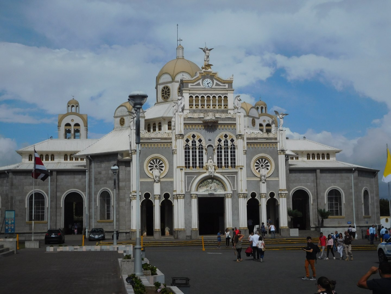 Basílica de Nuestra Seora de los Ángeles