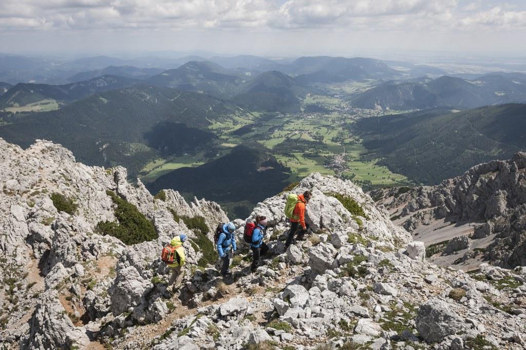 Schneeberg s těmi nejlepšími, (c) Wiener Alpen / Martin Fülöp
