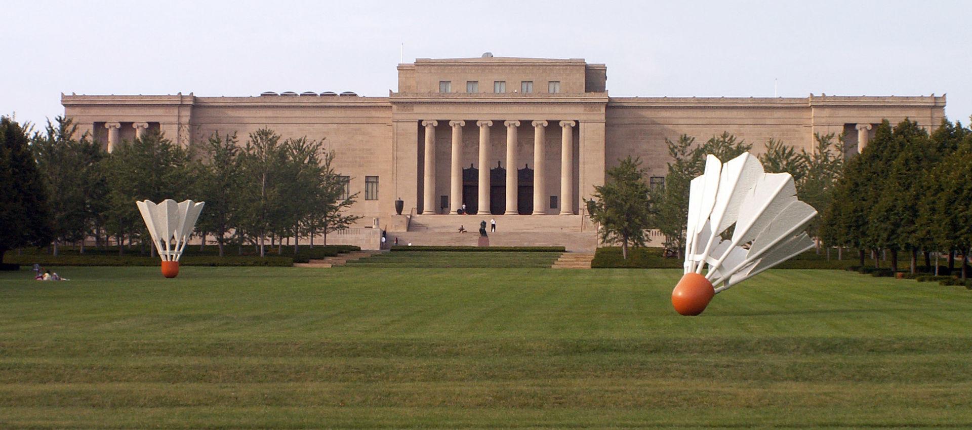 Nelson Atkins Art Museum