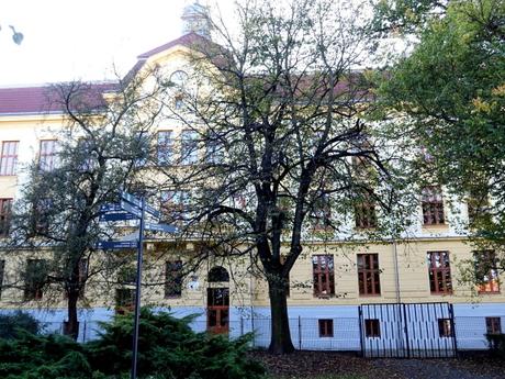 Písek - základní škola T. G. M.