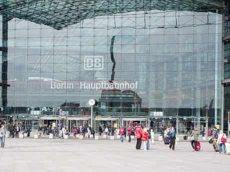 Berlín – nádraží