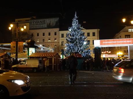 Bratislava, vianočné trhy