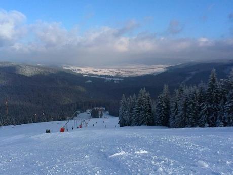 Vasiľovská hoľa - Ski Zábava Hruštín