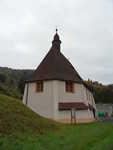 Špitální kostel Všech svatých