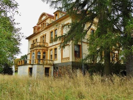 Kallova vila v Kovářské