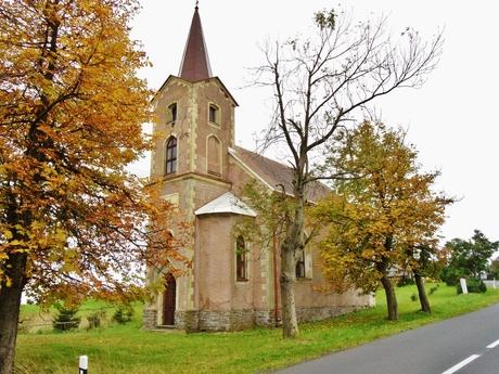 Horni Halže, kostel sv. Terezie