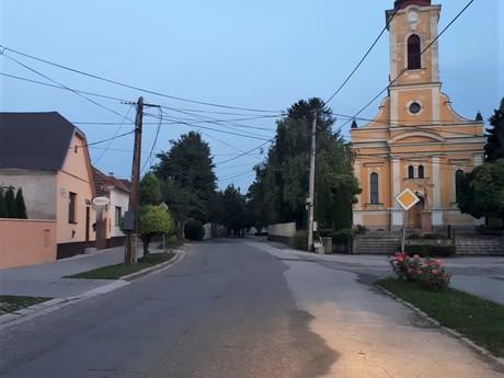 Veľký Meder - kostol sv. Mikuláša