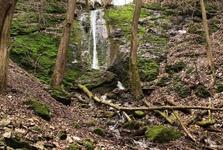 Hlbočianský vodopád