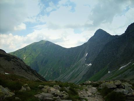 Západní Tatry - Roháče (Smutná dolina)