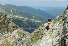 Západní Tatry – Roháče