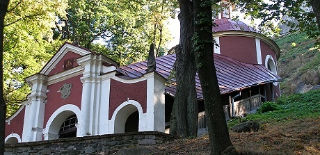 banskoštiavnická kalvárie