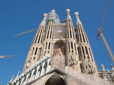 Barcelona - památky