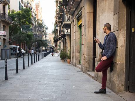 život v ulicích